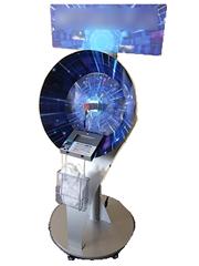 VR販促什器