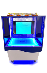 LED複合販促什器