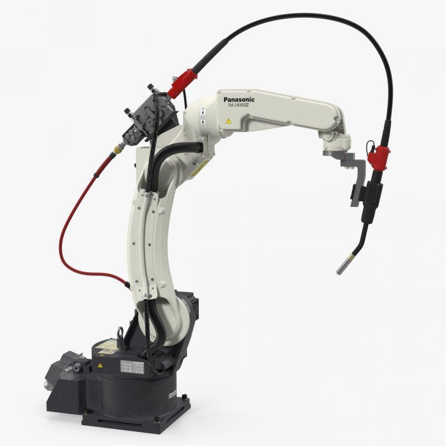 アーク溶接ロボット TM1400